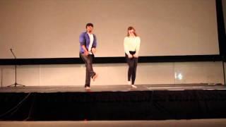 Bollywood Couple Dance (Sarah & Madhan)