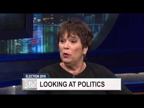 Playwright Eve Ensler Gives Her Opinion On Trump