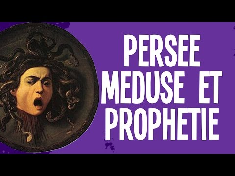 Persée, Méduse et prophétie - Mythes et Légendes #1.2