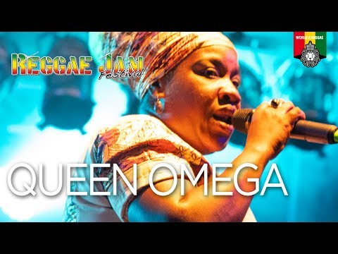 Queen Omega Live at Reggae Jam Germany 2018
