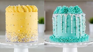 Best for Weeken | 16 Cute Birthday Cake Decorating Ideas for Party | Yummy Cake Videos