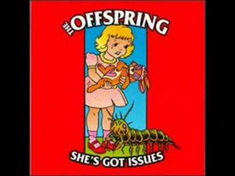 The Offspring_She´s got issues...karaoke
