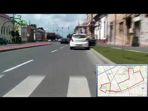 Afternoon Bike Ride in Timisoara