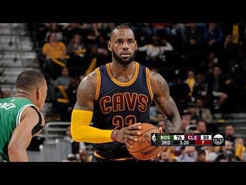 Boston Celtics vs Cleveland Cavaliers - Full Game Highlights | November 3, 2016 | 2016-17 NBA Season