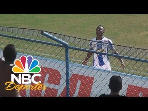 Victoria 2-0 Deportes Savio - Goles y Reacciones | Deportes Telemundo | NBC Deportes