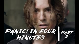 Panic! In Four Minutes: Part 2 | Panic! At The Disco | A Cappella Cover