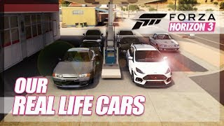 Video Forza Horizon 3 - Our Real Life Cars Challenge! (Updated) download MP3, 3GP, MP4, WEBM, AVI, FLV Agustus 2018