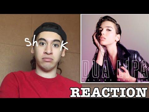 Dua Lipa - Dua Lipa Album REACTION • Gera Husseim