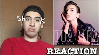Baixar Dua Lipa - Dua Lipa Album REACTION • Gera Husseim