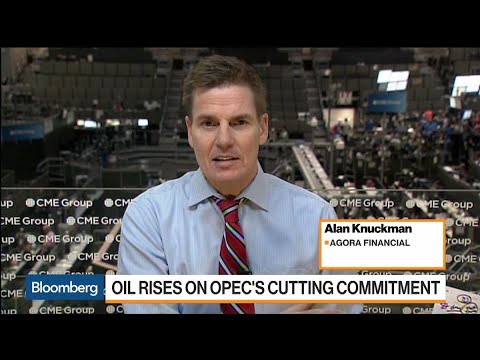 Oil Analyst Knuckman Links Crude, S&P on Route to All-Time Highs