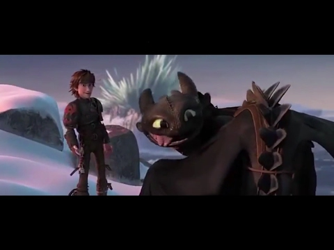 How To Train Your Dragon 2 - Flying With Mother - Português