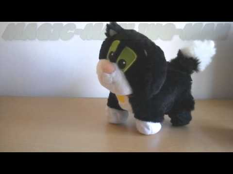 Guess With Jess The Cat Walking Talking Singing Toy - Postman Pat Fisher Price (FOR SALE ON EBAY)