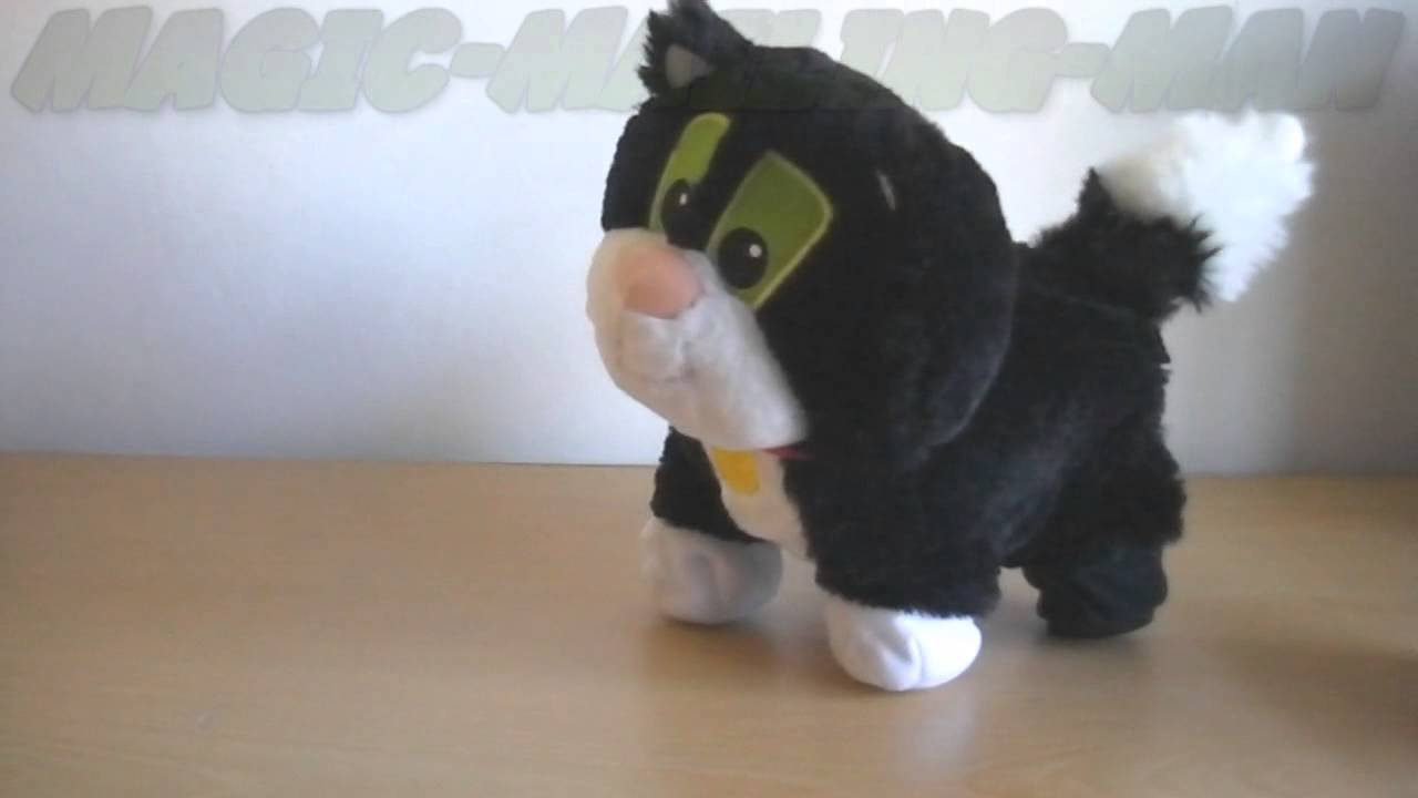 Guess With Jess The Cat Walking Talking Singing Toy Postman Pat