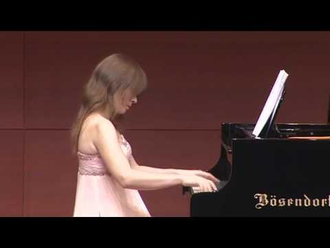 """Kensaku Shimizu(清水研作)(digest):""""Moon of the Mind""""   Pf: Anna Fedorova"""