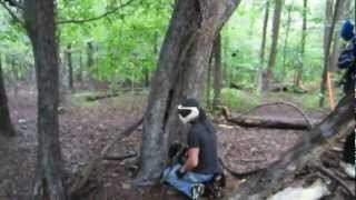 Father Son Paintball - Paintball Action Games - Delaware