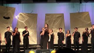 VHS 2 'N 4 Fall Concert 2018 Sounds of Silence
