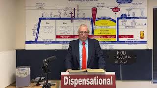 Fundamentals of Dispensationalism Lesson 16