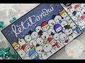 Mama Elephant So Many Snowmen AmyR 2017 Christmas Card Series 16 mp3
