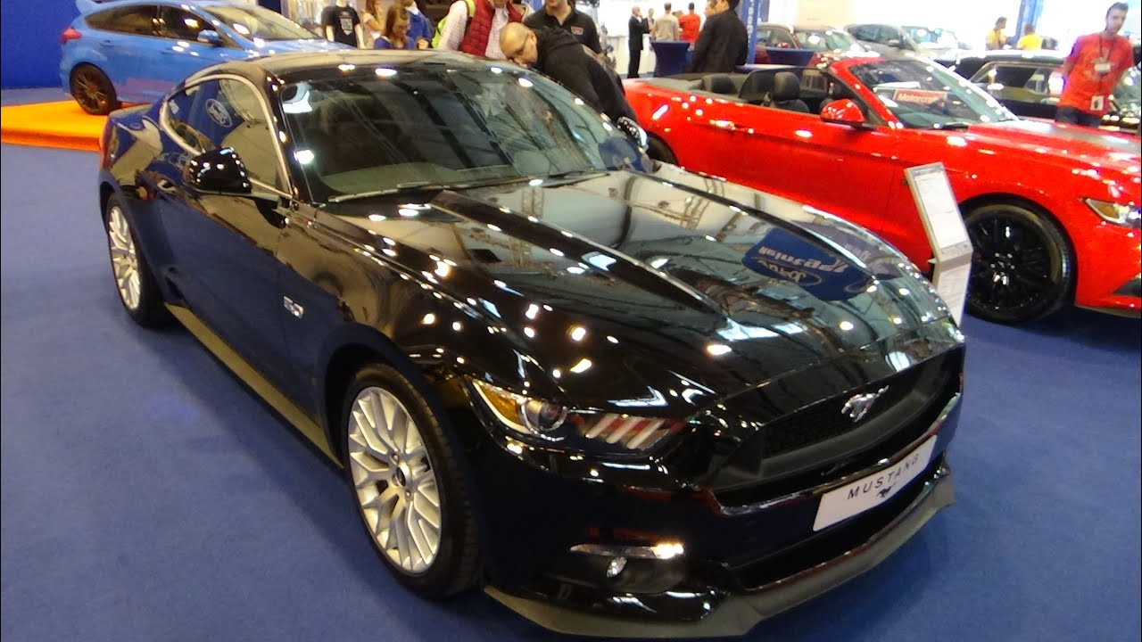 2016 Ford Mustang Gt Exterior And Interior Essen Motor Show 2015 Youtube