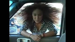 HOTTIE HAIR TRICK !!! BASS TEST - DJ PLAYSON