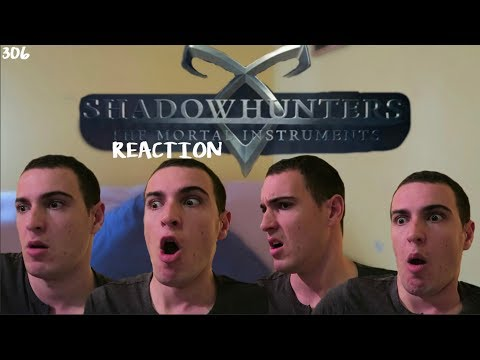 SHADOWHUNTERS REACTION // 306 'A Window Into an Empty Room'