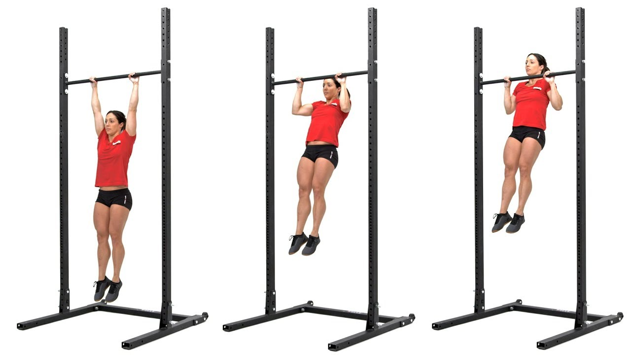 Image result for strict pull up