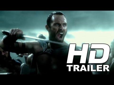 300: RISE OF AN EMPIRE Trailer Official HD - Rodrigo Santoro, Lena Headey, Sullivan Stapleton
