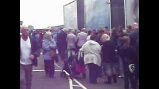 QUEUE FOR NEW RANGERS SEASON TICKET APPLICATIONS
