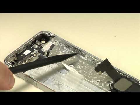 Cracking Open - Apple iPhone 5