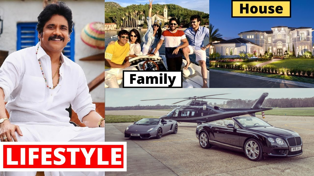 Nagarjuna Lifestyle 2020, Wife, Income, House, Cars, Family, Biography, Movies, Son, & Net Worth