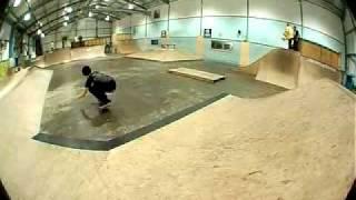 Skate Lincs Mega Ramp
