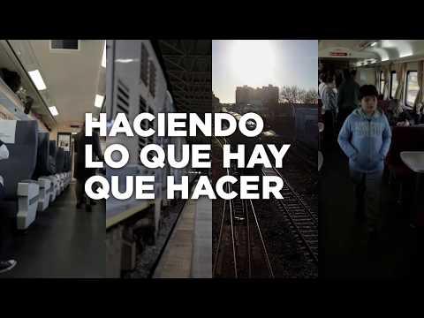 Pusimos nuevamente en marcha el tren Buenos Aires - Mar del Plata