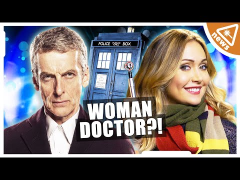 A Lady Doctor?! DOCTOR WHO's next Time Lord! (Nerdist News w/ Jessica Chobot)