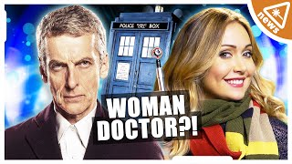 A Lady Doctor?! DOCTOR WHO