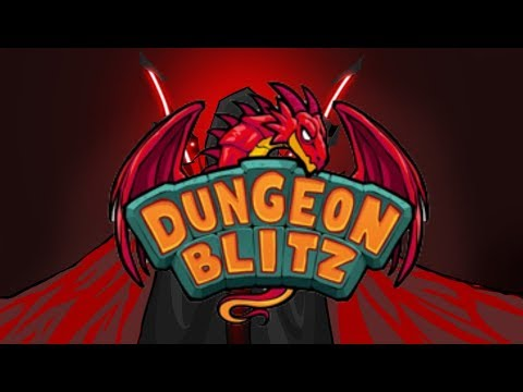Return to Dungeon Blitz!!! (FREE BROWSER MMORPG ADVENTURE GAME 2018)