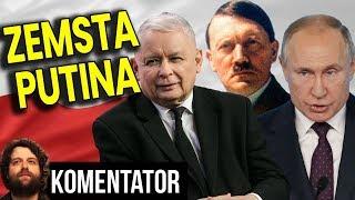 Za 2 Tygodnie Putin Zemści Się Na Polsce w Izraelu za Błąd PIS - Analiza Komentator Duda Pieniądze