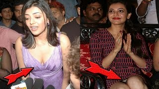 vuclip Kajal Agarwal Telugu Actress Hot pics