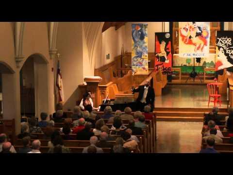 Luigi Boccia - En fermant les yeux - Light Opera of New Jersey