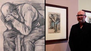 Surprise Van Gogh Drawing Now on Display at Museum