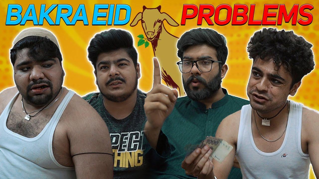 Bakra Eid Problems || Unique MicroFilms || Comedy Skit || #UMF
