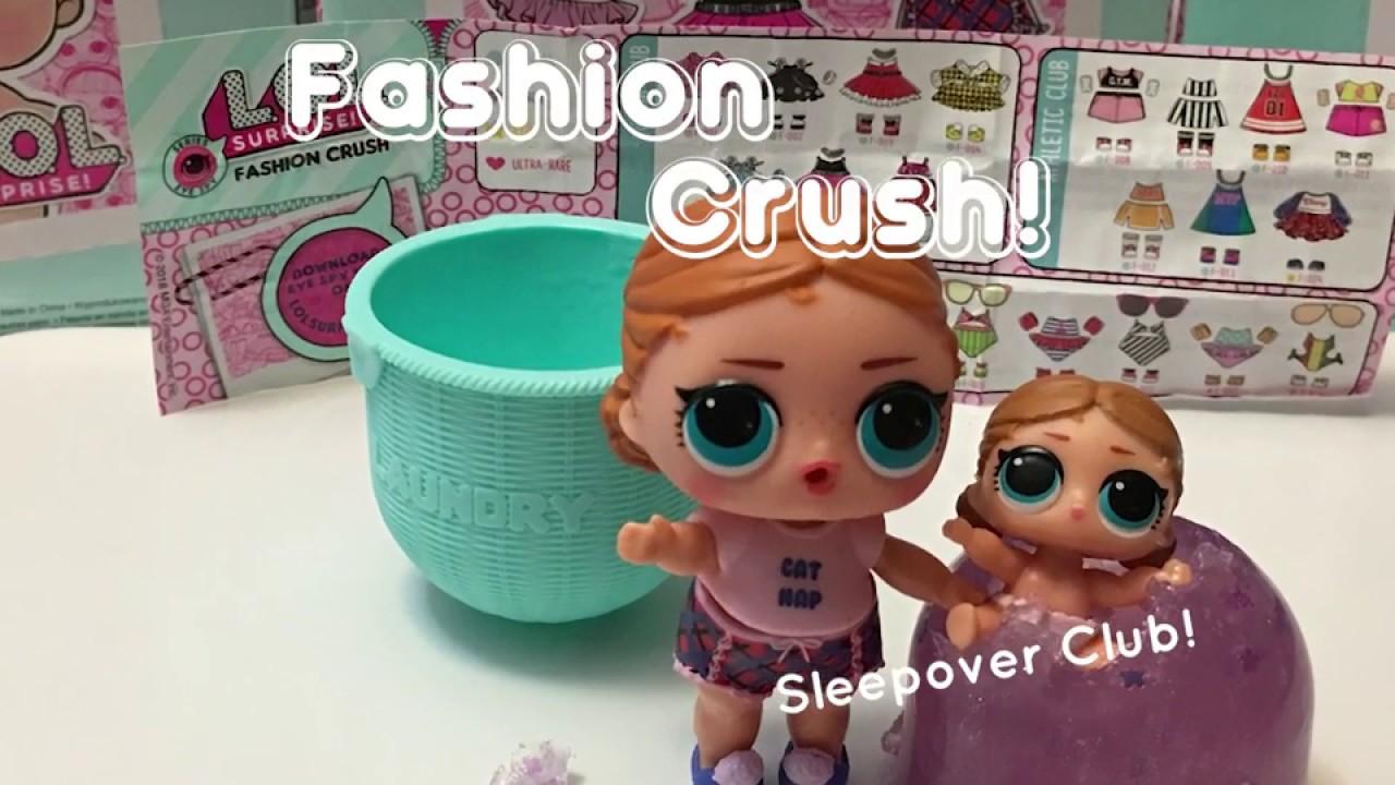 LOL Surprise Fashion Crush Clubs