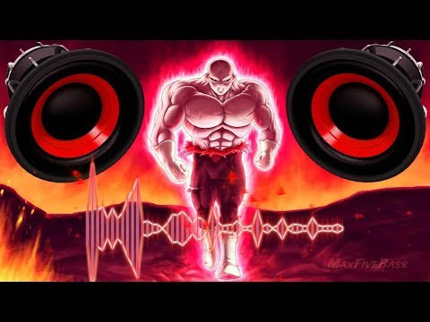 Dragon Ball Super - Jiren Theme (Trap Remix) (BASS BOOSTED)