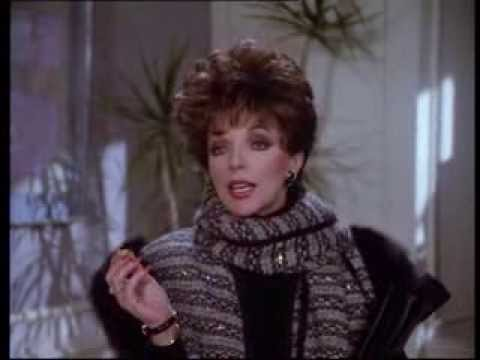 Dynasty - Season 6 - Episode 17 - Alexis lays a smack-down on Sammy-Jo