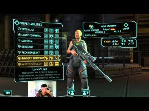 Xcom Longwar [I/I] Picking Soldier Classes Guide!