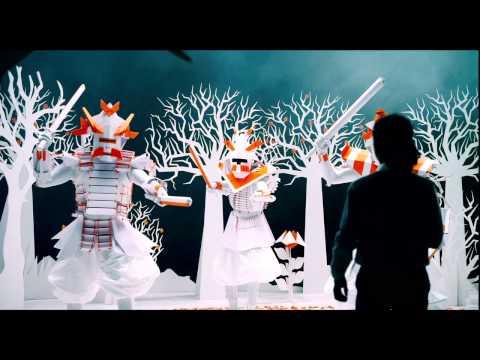 Papers The Movie Trailer Paper Samurai Movie Clip All