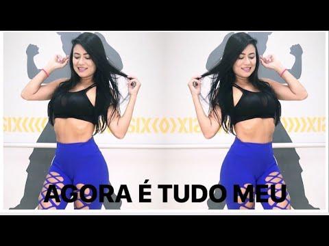 AGORA É TUDO MEU - Dennis DJ e Kevinho by Nina Maya