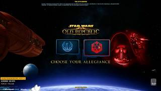 Star Wars The Old Republic [PC] Revisiting the game with a new Jedi Sage. ( ¬‿¬)