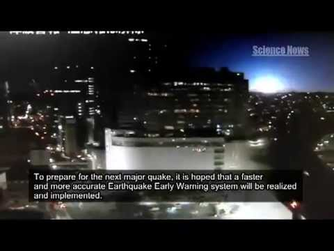 Science News 2012 (English) Faster, More Accurate Earthquake Early Warning System