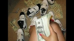 HOW I GET FREE MONEY AND 5 AIR JORDANS FREE AT HOME ONLINE