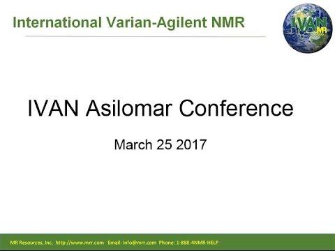 IVAN Asilomar Meeting Power Point Slides